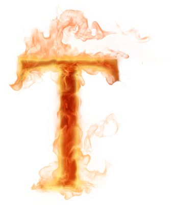 http://mattlargesculpture.com/wp-content/uploads/Burning-letter-T-psd26681.png