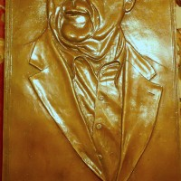 Woudstra in Bronze